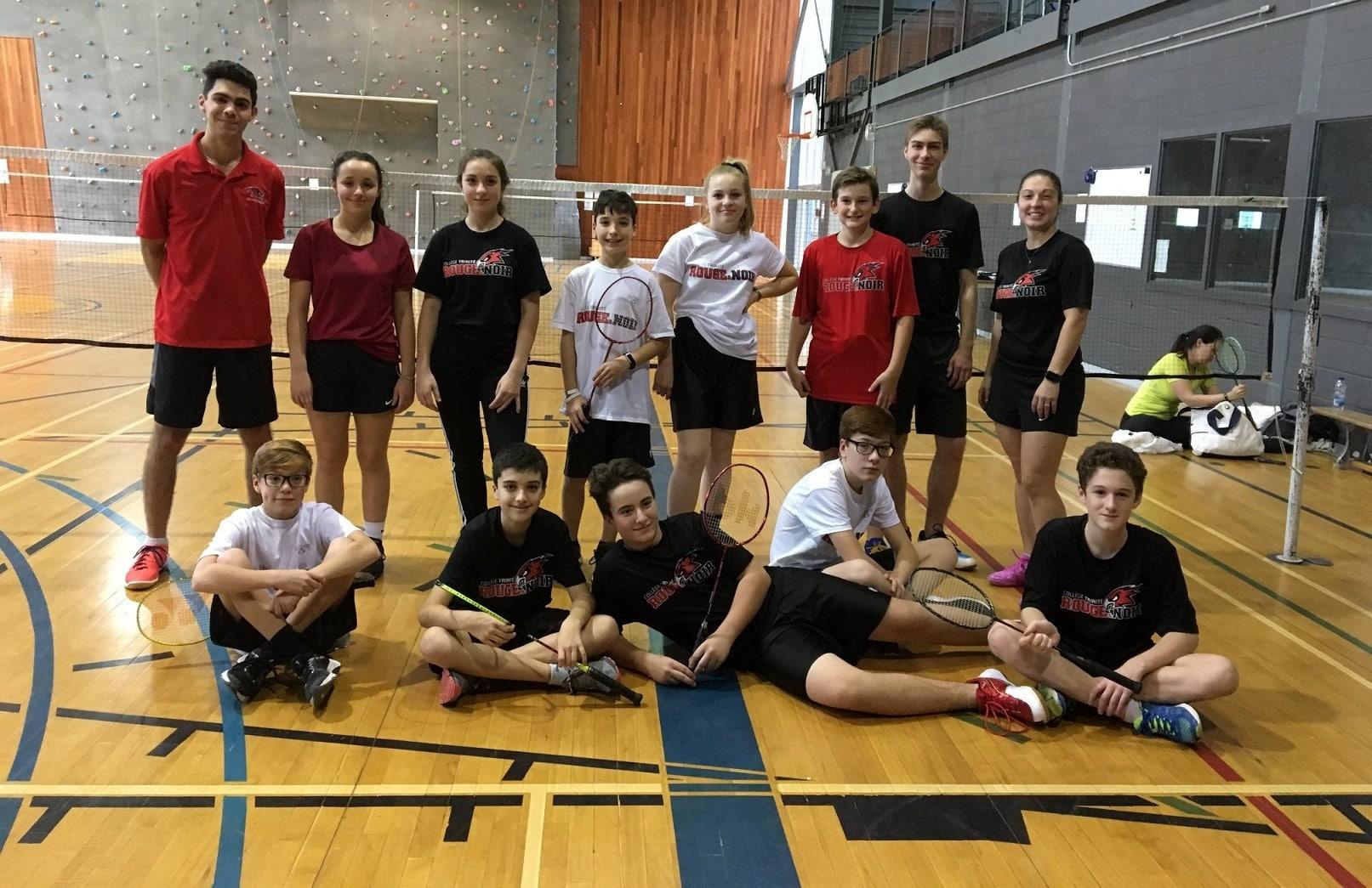 Événement badminton