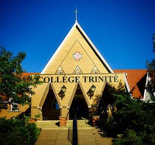 Collège-Trinité-Saint-Bruno-de-Montarville-Entrée-du-Collège