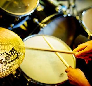 La musique au Collège Trinité.